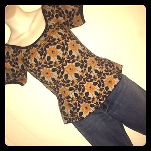 Anthropologie small top
